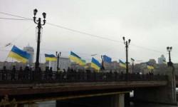 Донецк. Весна 2014.
