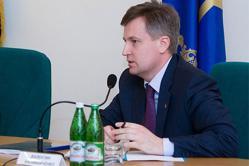 Валентин Наливайченко - глава СБУ.