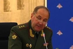 Генерал-полковник Игорь Сергун